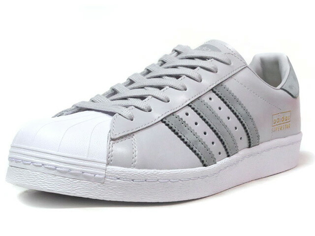 """adidas SUPERSTAR """"LIMITED EDITION"""" """"LIMITED EDITION""""  GRY/GLD/WHT (BZ0206)"""
