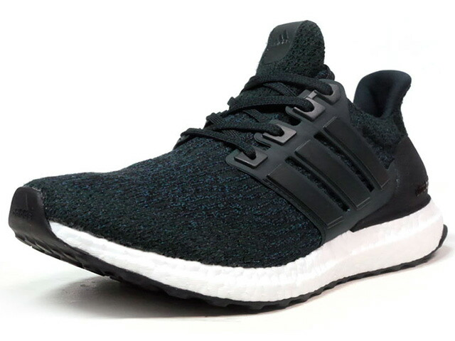 "adidas ULTRA BOOST WOOL ""NIGHT GREEN"" ""LIMITED EDITION""  D.GRN/BLK (S82024)"