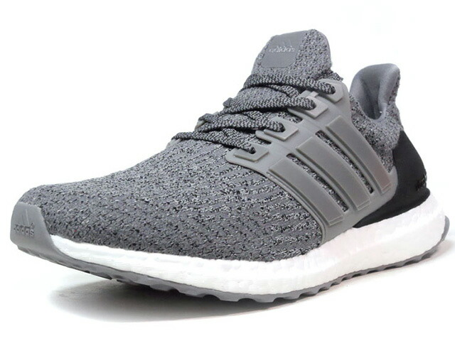"adidas ULTRA BOOST WOOL ""GREY THREE"" ""LIMITED EDITION""  GRY/D.GRY/BLK (S82023)"