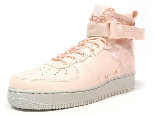 "NIKE (WMNS) SF AF 1 MID ""LIMITED EDITION for NONFUTURE"" S.PNK/GRY (AA3966-800)"