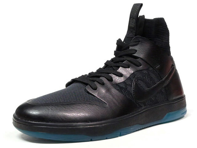 "NIKE ZOOM DUNK HIGH ELITE ""KEVIN TERPENING"" ""LIMITED EDITION for NIKE SB""  BLK/GRN (917567-003)"