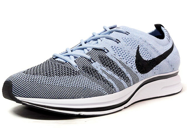 """NIKE FLYKNIT TRAINER """"LIMITED EDITION for NONFUTURE""""  GRY/SAX/BLK (AH8396-400)"""