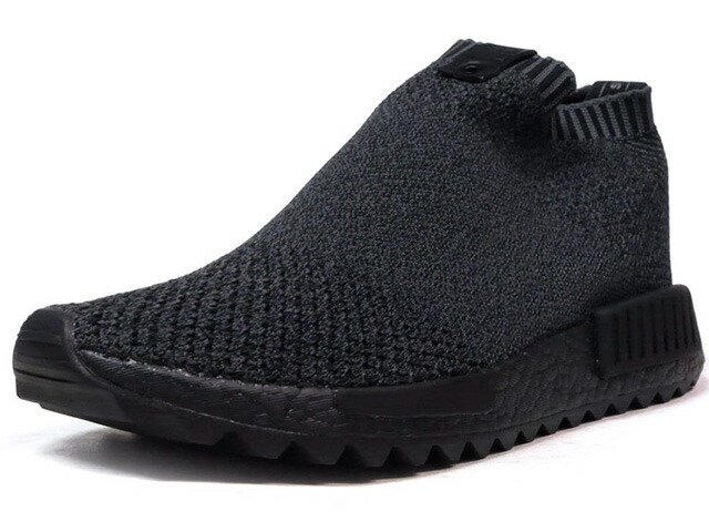 "adidas NMD CS1 PK ""ANKOKU TOSHI JUTSU"" ""THE GOOD WILL OUT"" ""LIMITED EDITION for CONSORTIUM""  BLK/GRY/BLK (BB5994)"