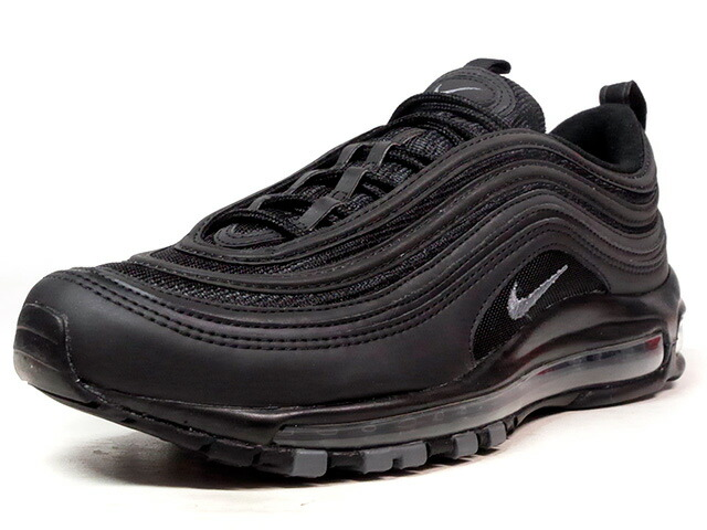 "NIKE (WMNS) AIR MAX 97 ""TRIPLE BLACK"" ""LIMITED EDITION for ICONS""  BLK/GRY (921733-001)"