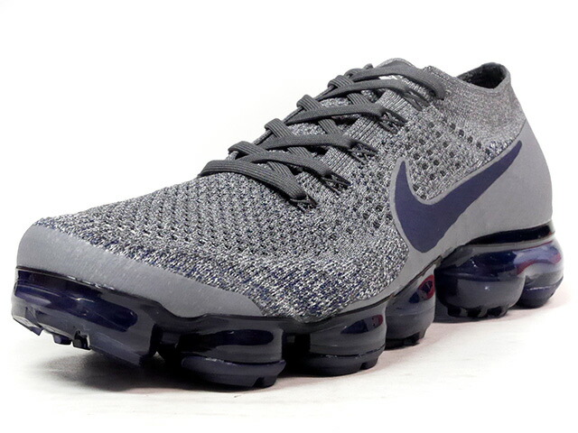 "NIKE AIR VAPORMAX FLYKNIT ""LIMITED EDITION for RUNNING FLYKNIT""  C.GRY/NVY/CLEAR (849558-014)"
