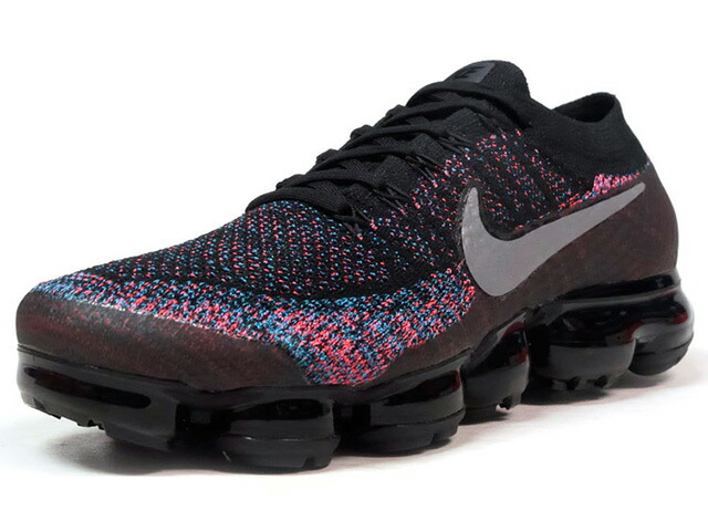 "NIKE AIR VAPORMAX FLYKNIT ""LIMITED EDITION for RUNNING FLYKNIT""  BLK/MULTI/SLV/CLEAR (849558-015)"