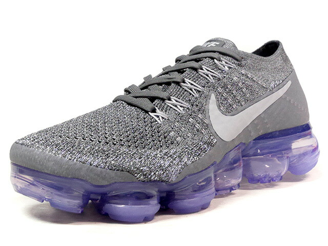 "NIKE (WMNS) AIR VAPORMAX FLYKNIT ""LIMITED EDITION for RUNNING FLYKNIT""  C.GRY/GRY/L.PPL/CLEAR (849557-015)"