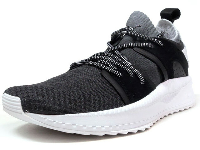 "Puma TSUGI BLAZE EVOKNIT BLVCK SCVLE ""BLACK SCALE"" ""LIMITED EDITION for CREAM""  C.GRY/BLK/WHT (365916-01)"