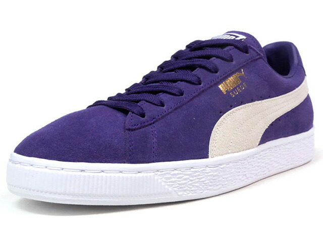 "Puma SUEDE CLASSIC + ""LIMITED EDITION for LIFESTYLE""  PPL/O.WHT/WHT (363242-32)"