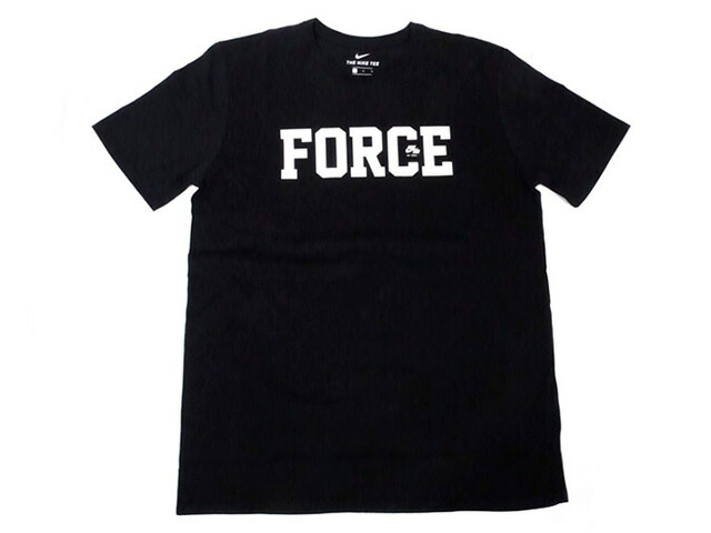 "NIKE AS M NK AF 35TH TEE ""AIR FORCE 1 35th ANNIVERSARY"" ""LIMITED EDITION for NONFUTURE""  BLK/WHT (AR0597-010)"