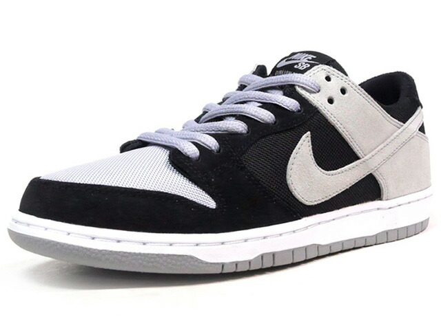 "NIKE ZOOM DUNK LOW PRO ""LIMITED EDITION for NIKE SB""  BLK/GRY/WHT (854866-001)"