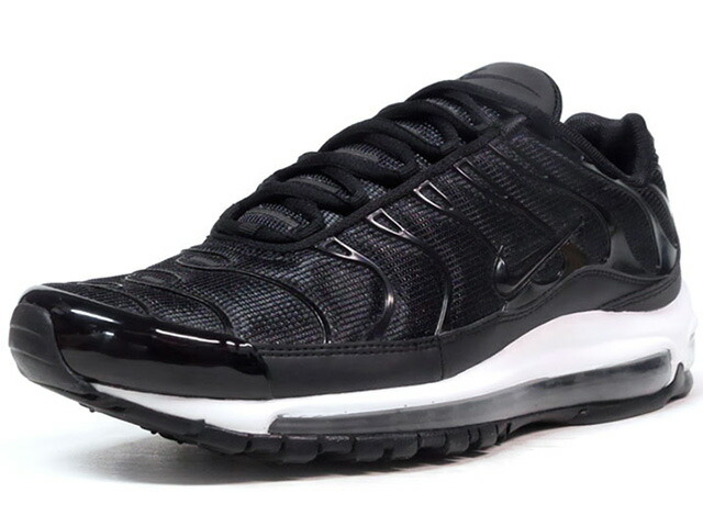 "NIKE AIR MAX 97 PLUS ""LIMITED EDITION for NONFUTURE""  BLK/WHT (AH8144-001)"