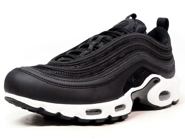"NIKE AIR MAX PLUS 97 ""LIMITED EDITION for NONFUTURE""  BLK/WHT (AH8143-001)"