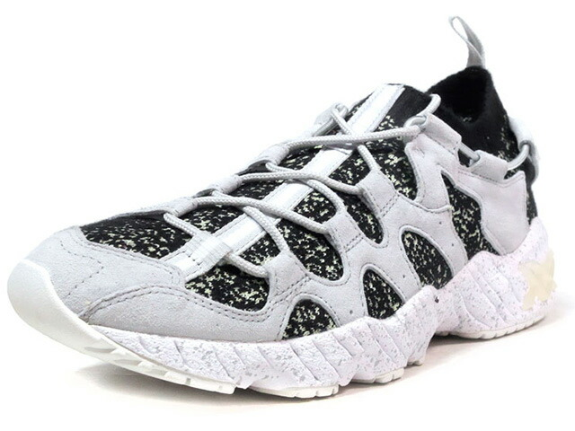 """ASICSTIGER GEL-MAI KNIT """"GLOW IN THE DARK PACK"""" """"LIMITED EDITION""""  GRY/BLK/GRN (HN708-8996)"""