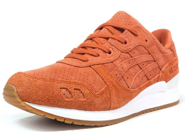 "ASICSTIGER GEL-LYTE III ""LIMITED EDITION""  ORG/WHT/GUM (HL7X3-3030)"