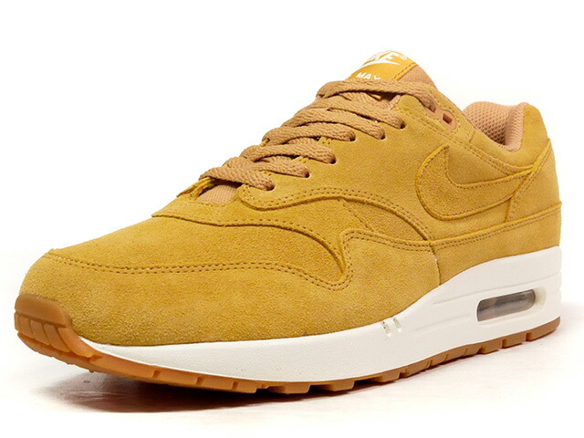 "NIKE AIR MAX 1 PREMIUM ""WHEAT"" ""LIMITED EDITION for NSW BEST""  WHEAT/NAT/GUM (875844-203)"