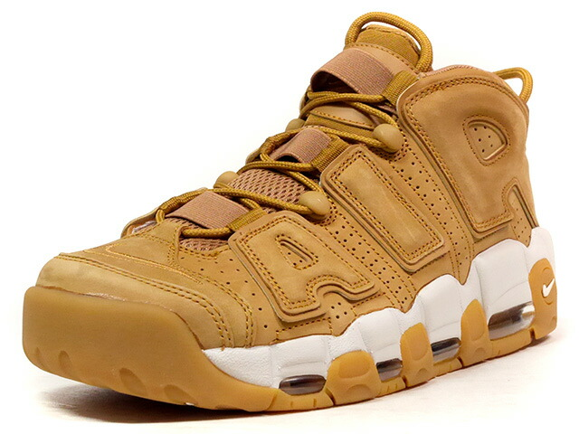 "NIKE AIR MORE UPTEMPO '96 ""WHEAT"" ""LIMITED EDITION for NSW BEST""  WHEAT/NAT/GUM (AA4060-200)"