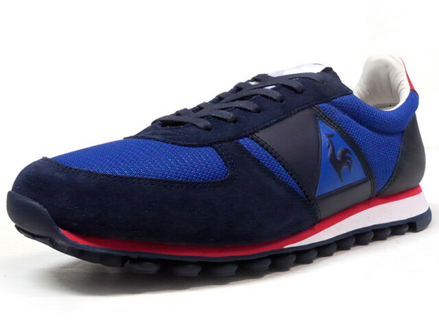 "le coq sportif TURBOSTYLE BBR ""made in FRANCE"" ""BBR PACK"" ""LIMITED EDITION for Le CLUB""  NVY/BLU/RED/WHT (1720298)"