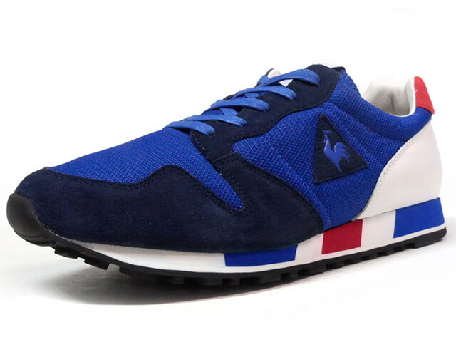 "le coq sportif OMEGA BBR ""made in FRANCE"" ""BBR PACK"" ""LIMITED EDITION for Le CLUB""  NVY/BLU/RED/WHT (1720304)"