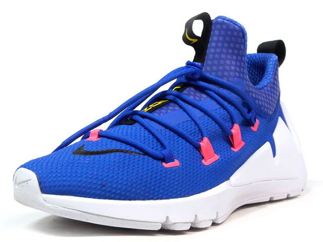 "NIKE AIR ZOOM GRADE ""LIMITED EDITION for NSW BEST""  BLU/WHT/BLK/PNK/YEL (924465-401)"