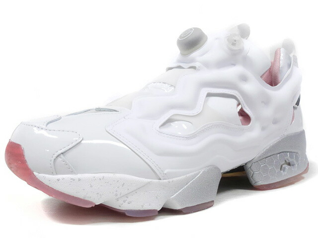 "Reebok INSTAPUMP FURY EPITOME ""THE EVOLUTION OF THE WOMAN"" ""epitome""  WHT/PNK/O.WHT/SLV (BD5374)"