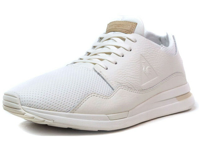 """le coq sportif LCS R PURE LEATHER/MESH """"LIMITED EDITION for BETTER +""""  WHT/BGE (1720237)"""