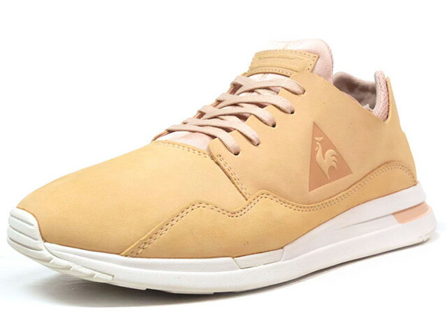 "le coq sportif LCS R PURE NUBUCK ""LIMITED EDITION for BETTER +""  BGE/WHT (1720245)"