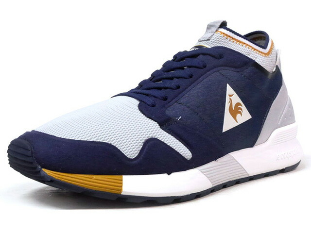 "le coq sportif OMICRON TECHLITE ""LIMITED EDITION for BETTER +""  NVY/L.GRY/BGE (1721992)"