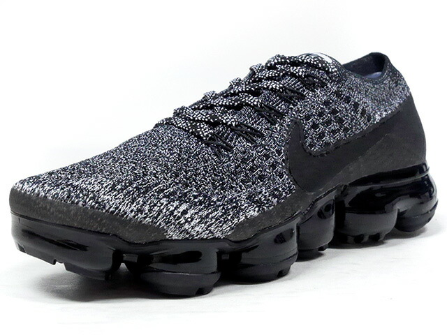 "NIKE (WMNS) AIR VAPORMAX FLYKNIT ""COOKIES&CREAM"" ""LIMITED EDITION for RUNNING FLYKNIT""  C.GRY/BLK/CLEAR (849557-041)"