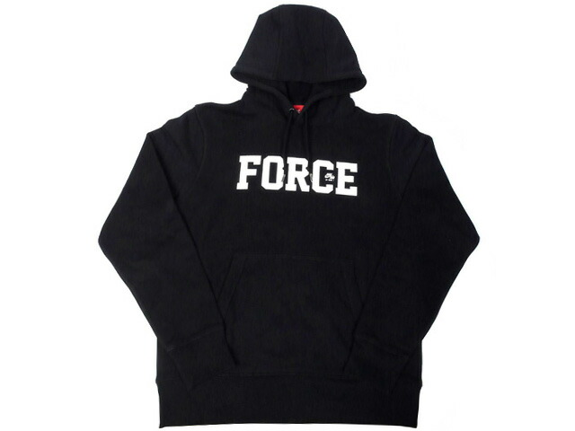 "NIKE AS M NK AF 35TH HOODIE ""AIR FORCE 1 35th ANNIVERSARY"" ""LIMITED EDITION for NONFUTURE""  BLK/WHT (AQ7943-010)"
