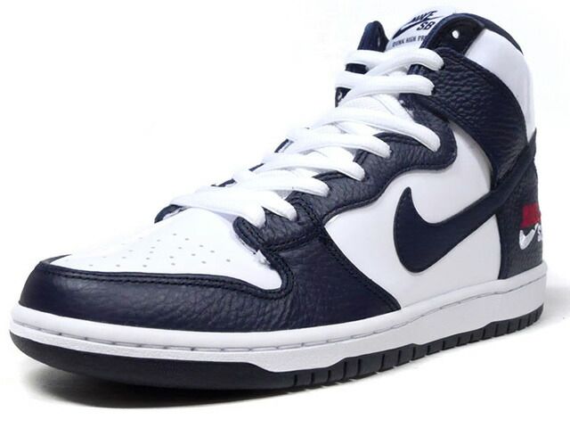 "NIKE ZOOM DUNK HIGH PRO ""DREAM TEAM"" ""LIMITED EDITION for NIKE SB""  WHT/NVY/RED (854851-441)"