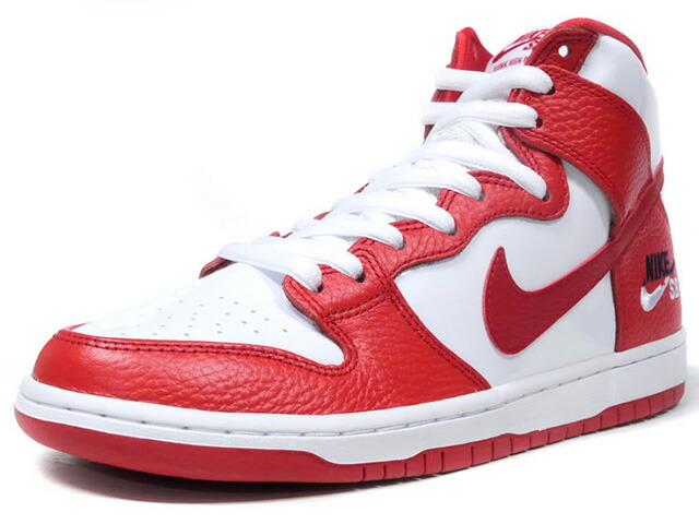"NIKE ZOOM DUNK HIGH PRO ""DREAM TEAM"" ""LIMITED EDITION for NIKE SB""  WHT/RED/NVY (854851-661)"