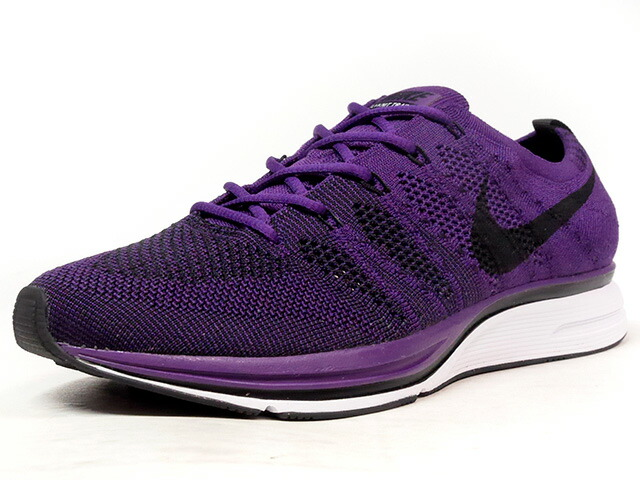 "NIKE FLYKNIT TRAINER ""LIMITED EDITION for NONFUTURE""  PPL/BLK/WHT (AH8396-500)"