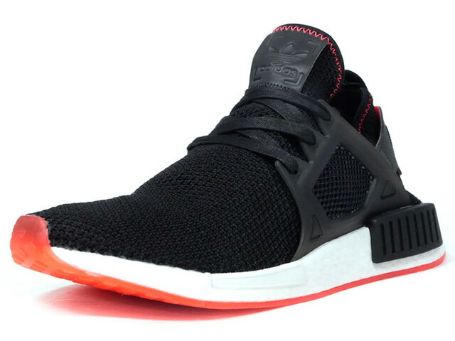 "adidas NMD XR1 ""CONTRAST STITCH PACK"" ""LIMITED EDITION""  BLK/ORG/WHT (BY9924)"