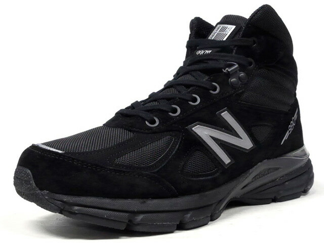 "new balance MO990 ""made in U.S.A."" ""LIMITED EDITION""  BK4 (MO990 BK4)"