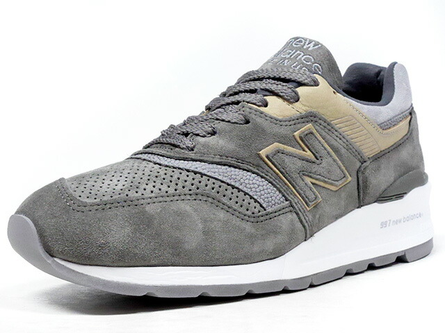 "new balance M997 ""made in U.S.A."" ""WINTER PEAKS"" ""LIMITED EDITION""  FGG (M997 FGG)"