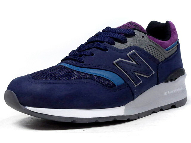 "new balance M997 ""made in U.S.A."" ""WINTER PEAKS"" ""LIMITED EDITION""  PTB (M997 PTB)"