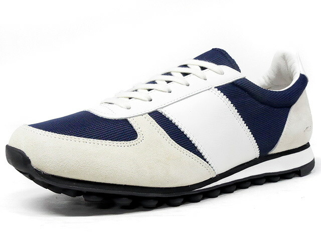 "le coq sportif TURBOSTYLEE ""made in FRANCE"" ""EDITIONS M.R"" ""LIMITED EDITION for Le CLUB""  O.WHT/WHT/NVY (1721119)"