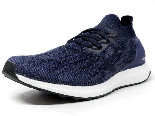 "adidas ULTRA BOOST UNCAGED WOOL ""LIMITED EDITION""  NVY/BLK/WHT (BY2566)"