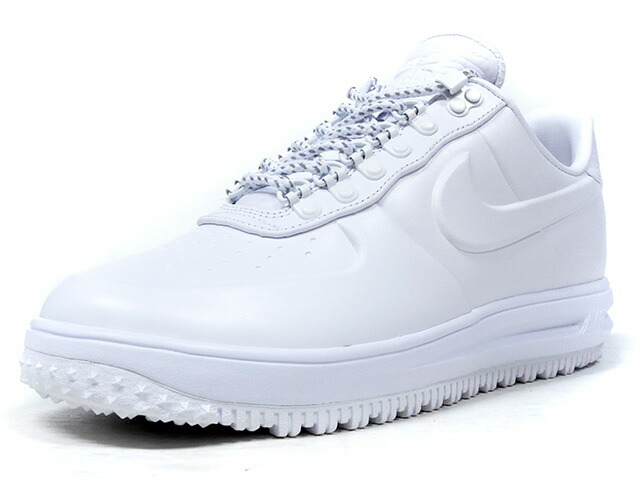 "NIKE LF1 DUCKBOOT LOW PRM ""LIMITED EDITION for NONFUTURE""  WHT/WHT (AA1124-100)"