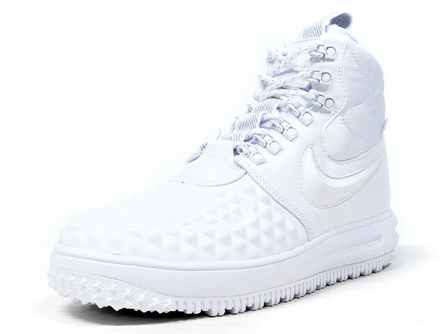 "NIKE LF1 DUCKBOOT '17 PRM ""LIMITED EDITION for NONFUTURE""  WHT/WHT (AA1123-100)"