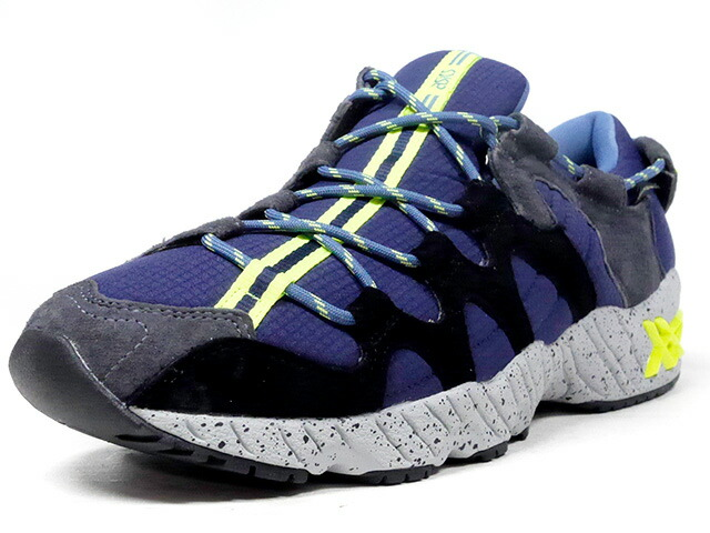 "ASICSTIGER GEL-MAI G-TX ""GORE-TEX"" ""LIMITED EDITION""  NVY/BLK/GRY/YEL/BLU (HL7T3-5890)"