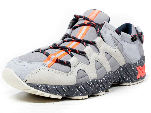 "ASICSTIGER GEL-MAI G-TX ""GORE-TEX"" ""LIMITED EDITION""  L.GRY/O.WHT/ORG/D.GRN (HL7T3-9602)"