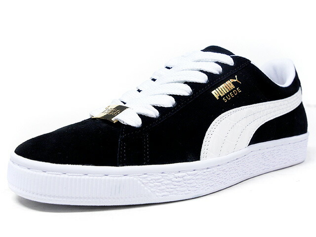 "Puma SUEDE CLASSIC BBOY FABULOUS ""SUEDE 50th ANNIVERSARY"" ""KA LIMITED EDITION""  BLK/WHT (365362-01)"