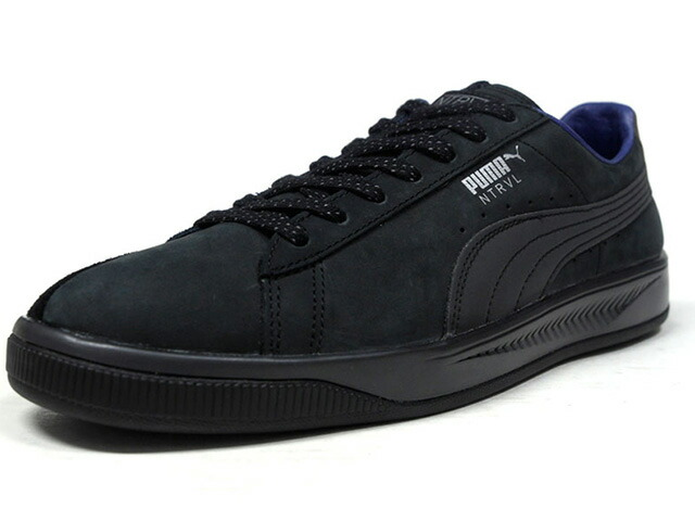 "Puma SUEDE IGNITE STAPLE ""NTRVL COLLECTION"" ""STAPLE DESIGN"" ""LIMITED EDITION for LIFESTYLE""  BLK/OLV/NVY (364391-01)"