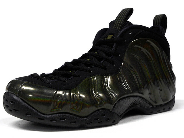 """NIKE AIR FOAMPOSITE ONE """"LEGION GREEN"""" """"LIMITED EDITION for NONFUTURE""""  METRIC/BLK (314996-301)"""