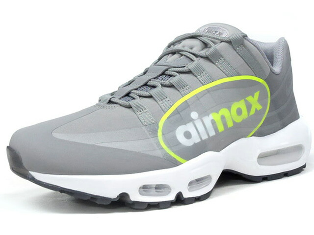 "NIKE AIR MAX 95 NS GPX ""BIG LOGO"" ""LIMITED EDITION for NONFUTURE""  GRY/WHT/N.YEL (AJ7183-001)"