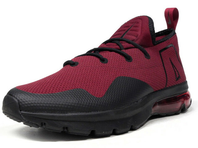 "NIKE AIR MAX FLAIR 50 ""LIMITED EDITION for NONFUTURE""  RED/BLK (AA3824-600)"