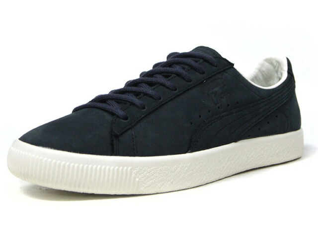 "Puma CLYDE FROSTED ""LIMITED EDITION for LIFESTYLE""  BLK/BLK/WHT (363835-02)"