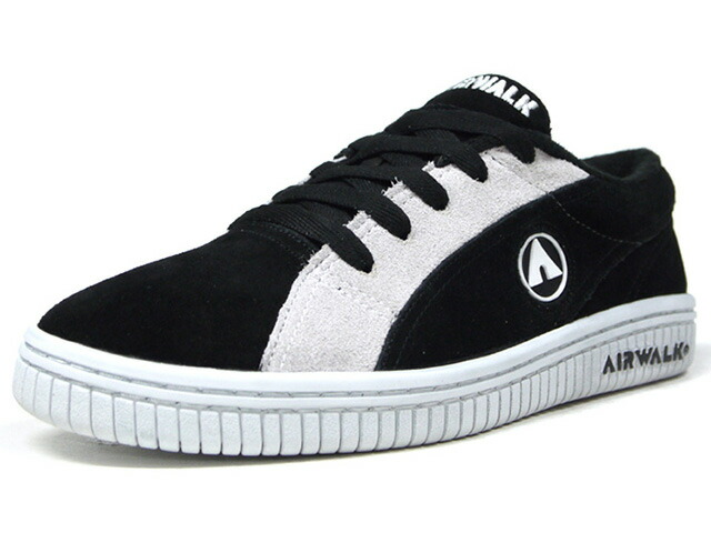 "AIRWALK ONE OG ""RANDOM"" ""JAPAN EXCLUSIVE""  BLK/WHT (AW-CL-6001)"
